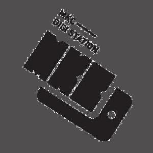creative logo design - mkc