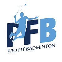 Web Design Client in Melbourne - Pro fit badminton