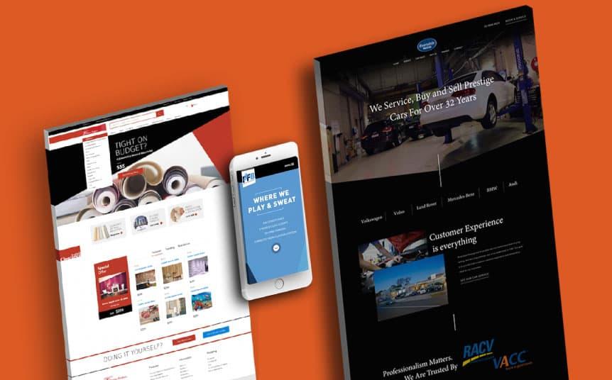 Innovative web design agency in Melbourne